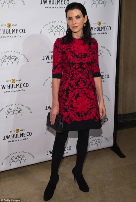 Celebrity Style Steal: Julianna Margulies