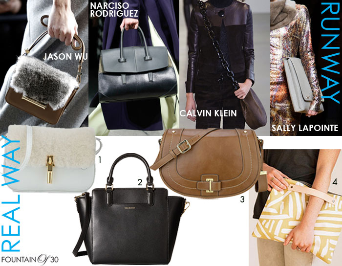 Runway To Real Way: Late Winter Bags that Transition to Spring (A Few of our Favorite Things!)