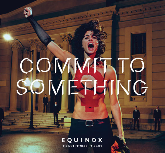 Committed To Equinox Roslyn