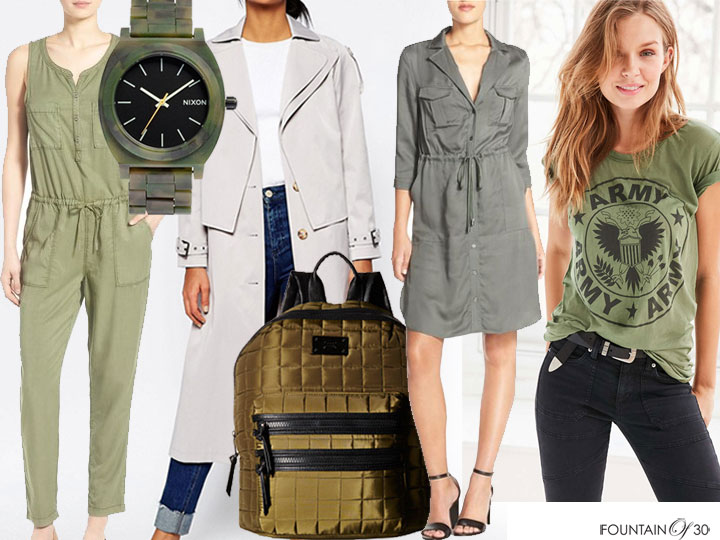 Fall In Line: The Military Trend For Under $200