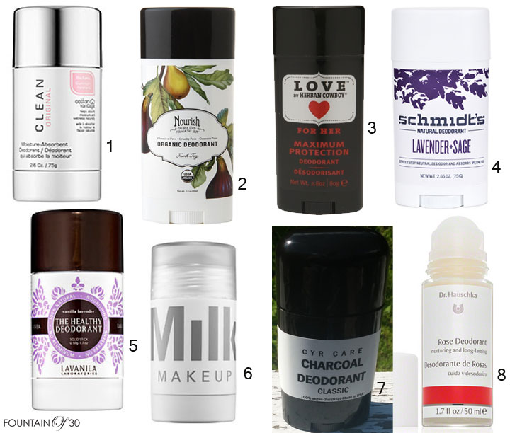 Natural Deodorants That Actually Work