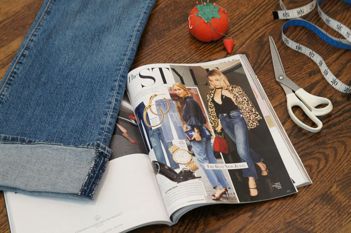 Do You Own The Latest Trend In Jeans? You Can Make Them Yourself!