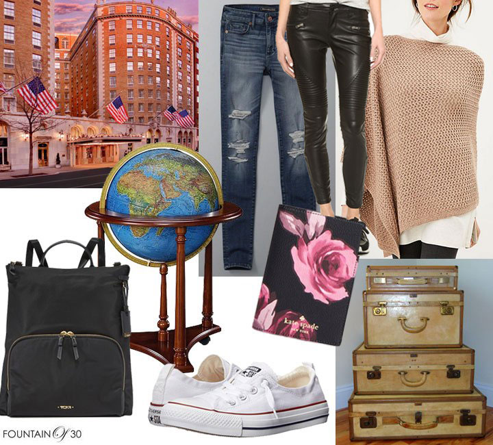 Get Out of Town In Chic Travel Style!