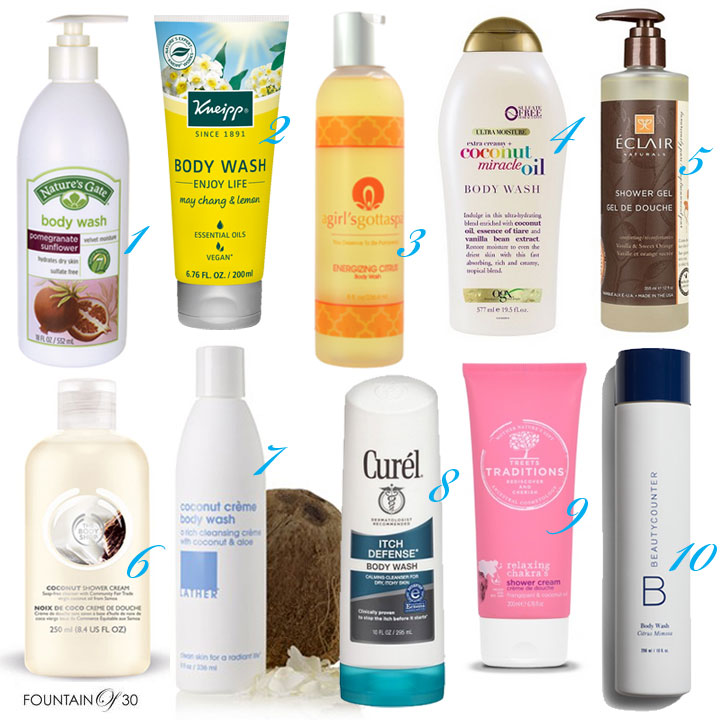 The 10 Best Good For Your Skin Body Washes