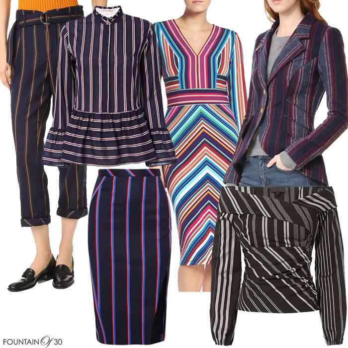 Fashion Through The Ages: How To Wear Retro Stripes