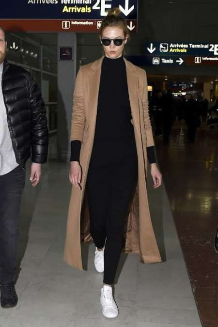 Celebrity Style Steal: Karlie Kloss Airport Chic