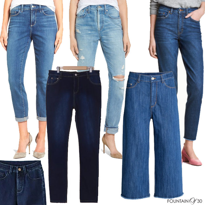 The Mother of All Jeans: High Waisted Jeans