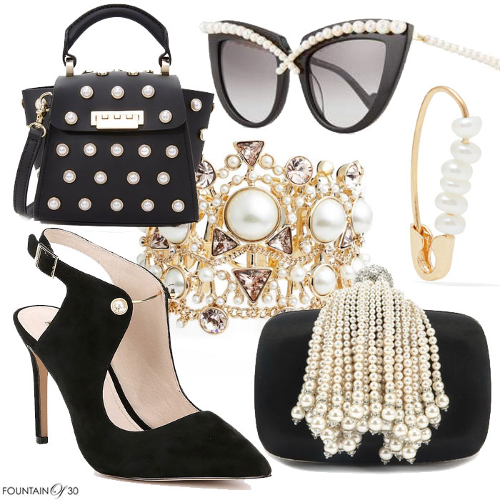 Pearl Jam: Pearl Embellished Accessories