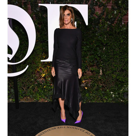 Celebrity Look for Less: Carine Roitfeld In Not So Basic Black