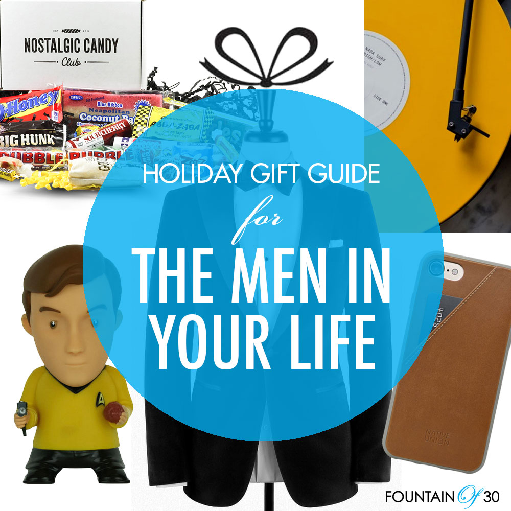 Holiday Gifts For The Men In Your Life