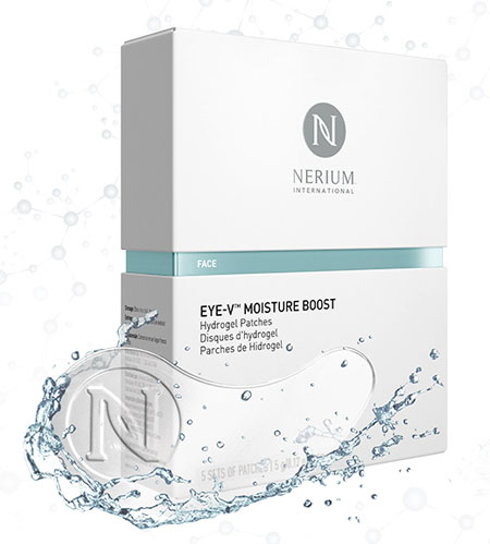 best anti-aging face sheet masks nerium eye-v moisture boost