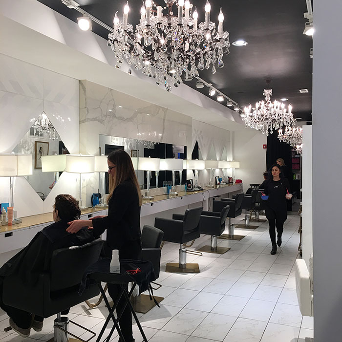 Looking For An Upscale Hair Salon In Chicago? Zip Into Zazu