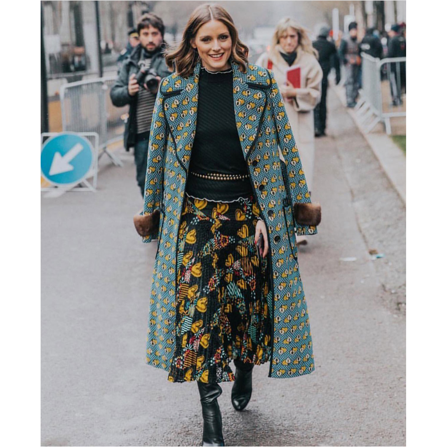 Olivia Palermo Mixes It Up: Get her Celebrity Look for Less!