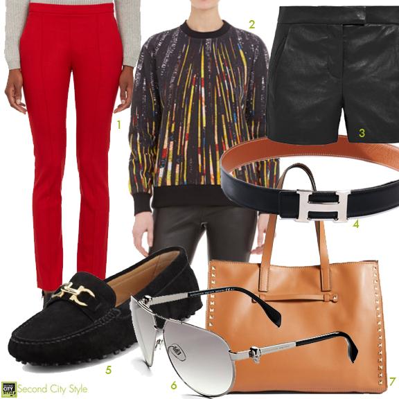 Aspen Street Style, Designer Fashion