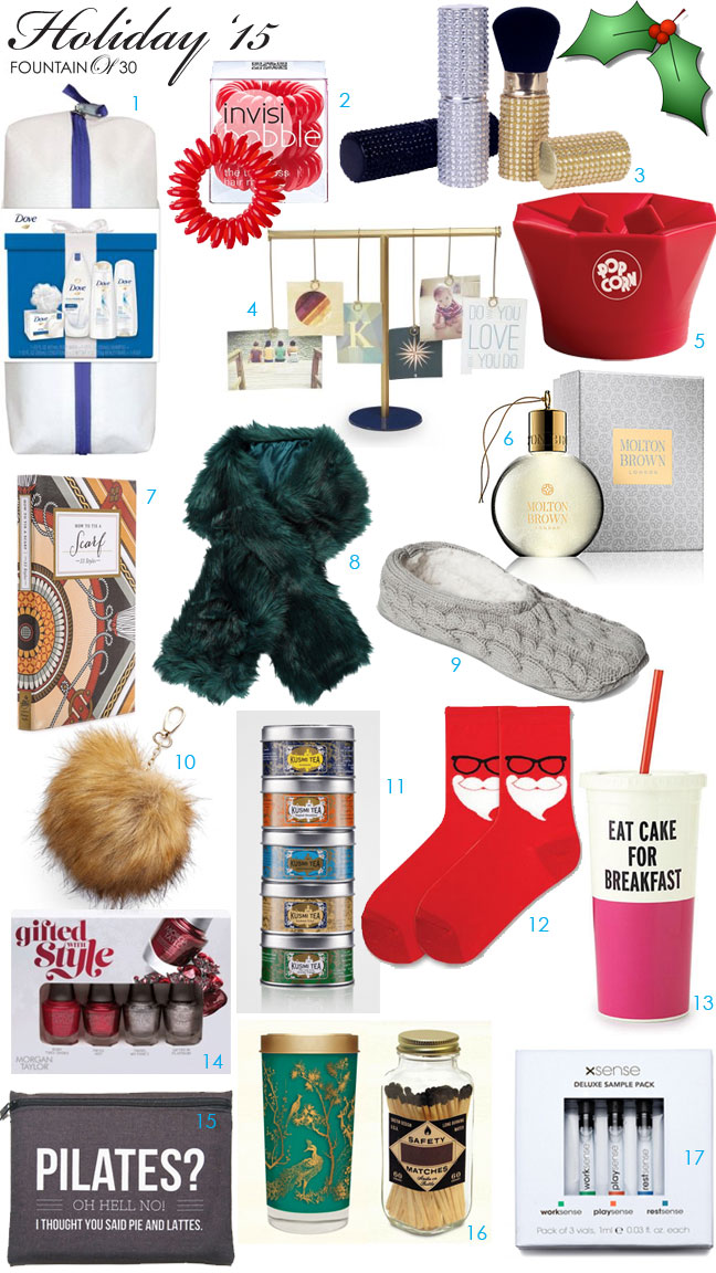 Holiday 15 Shopping Guide Gifts For 25 And Under