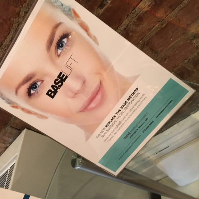 BaseLift™: The Non-Surgical Face Lift