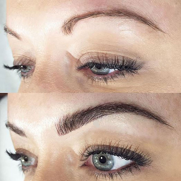 Is Microblading For You When You Are Over 40? - fountainof30.com