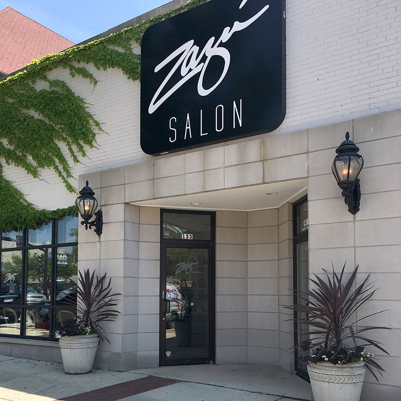4922f74164b Enjoy A Beauty Retreat at Zazu Salon Wheaton Near Chicago ...